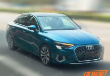 Audi A3 Long Wheelbase Version