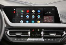 BMW infotainment wireless android auto