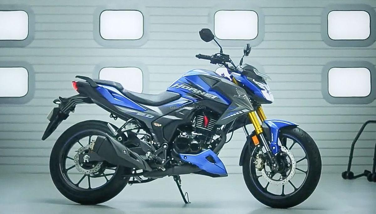 Honda Hornet 2.0-5