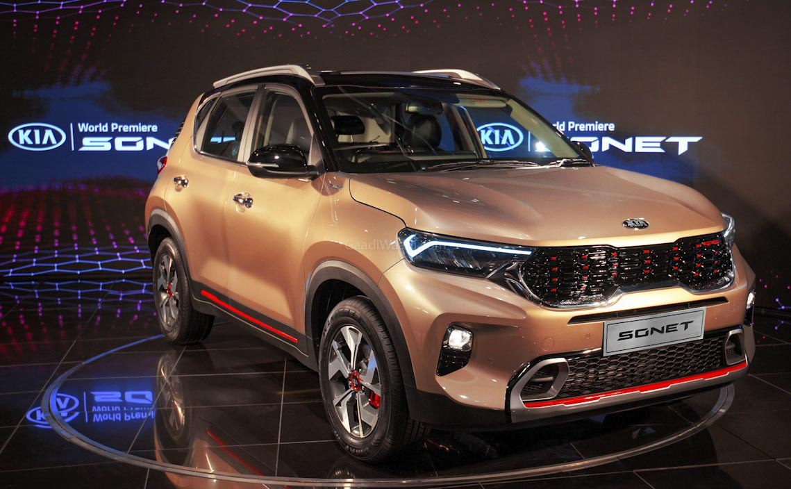 Kia Sonet Launched In Nepal From Rs 22 50 Lakh Onwards