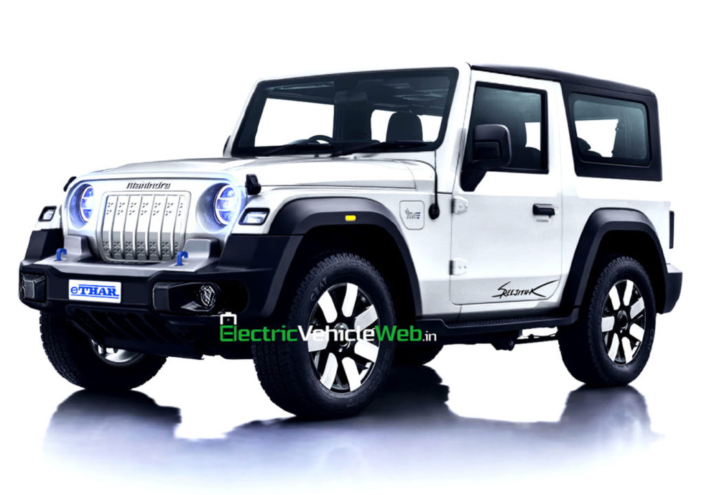 Mahindra eThar Rendered-2