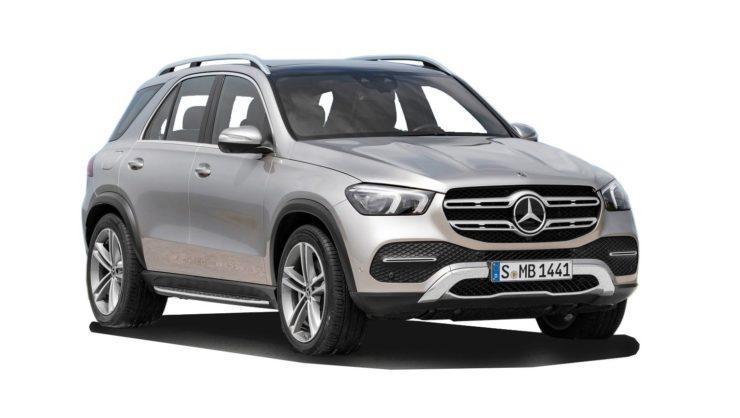 2020 Mercedes Benz GLE Exterior