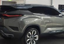 Tata H5X Concept Final Clay Model 1