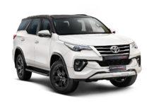 Toyota Fortuner Trd