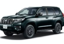 Toyota Land Cruiser Prado Black Edition