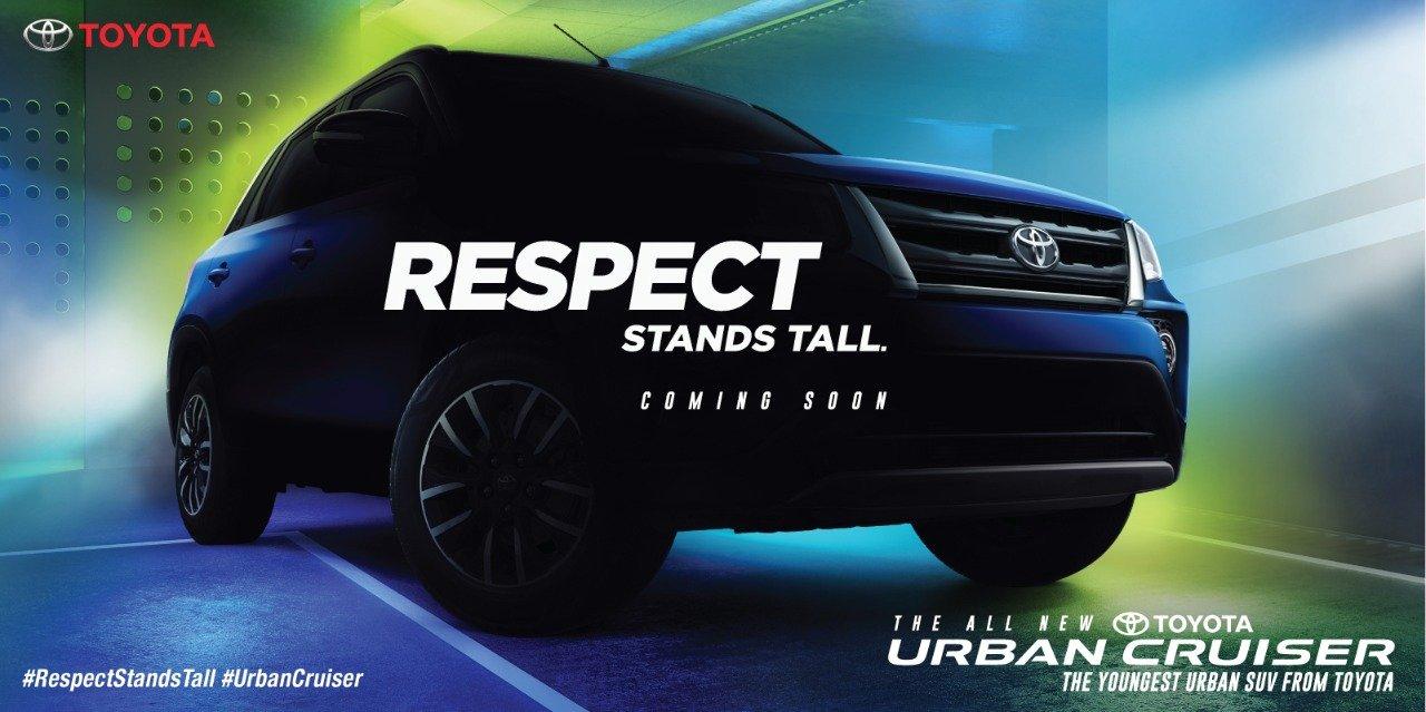 2021 - [Toyota] Urban Cruiser II Toyota-Urban-Cruiser-Teaser-front-fascia