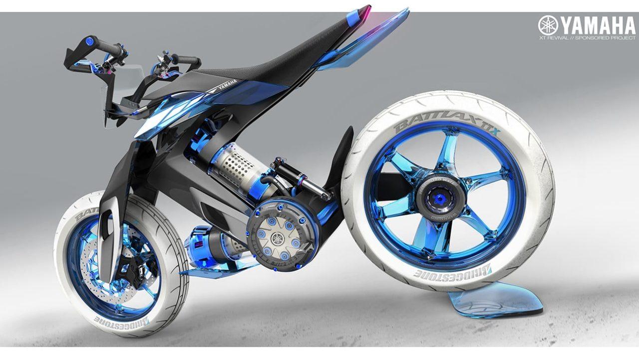 Yamaha XT H20 Concept 3