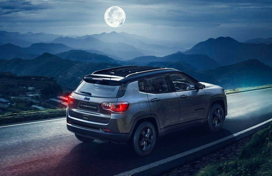 Jeep Compass Ganha Serie Especial Night Eagle Comprecar
