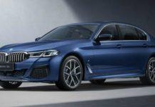 2021 BMW 5-Series LWB 1