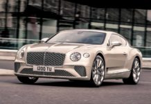 2021 Bentley Continental GT Mulliner
