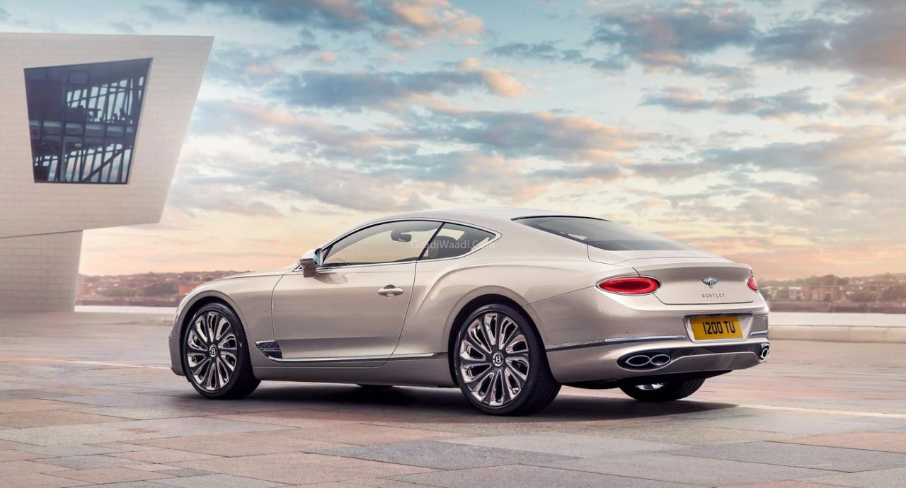 2021 Bentley Continental GT Mulliner-3