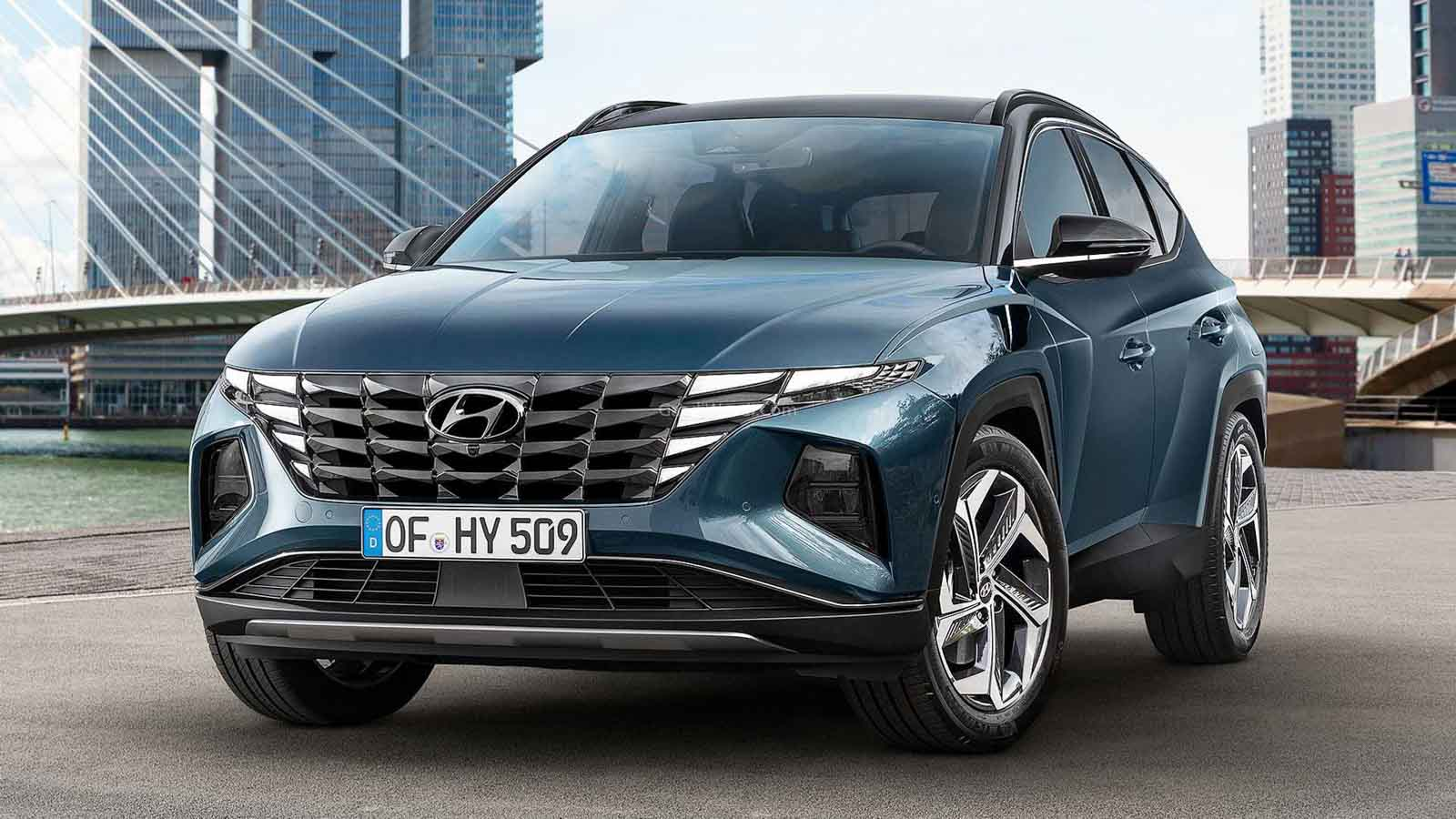 everything you need to know about the 2021 hyundai tucson