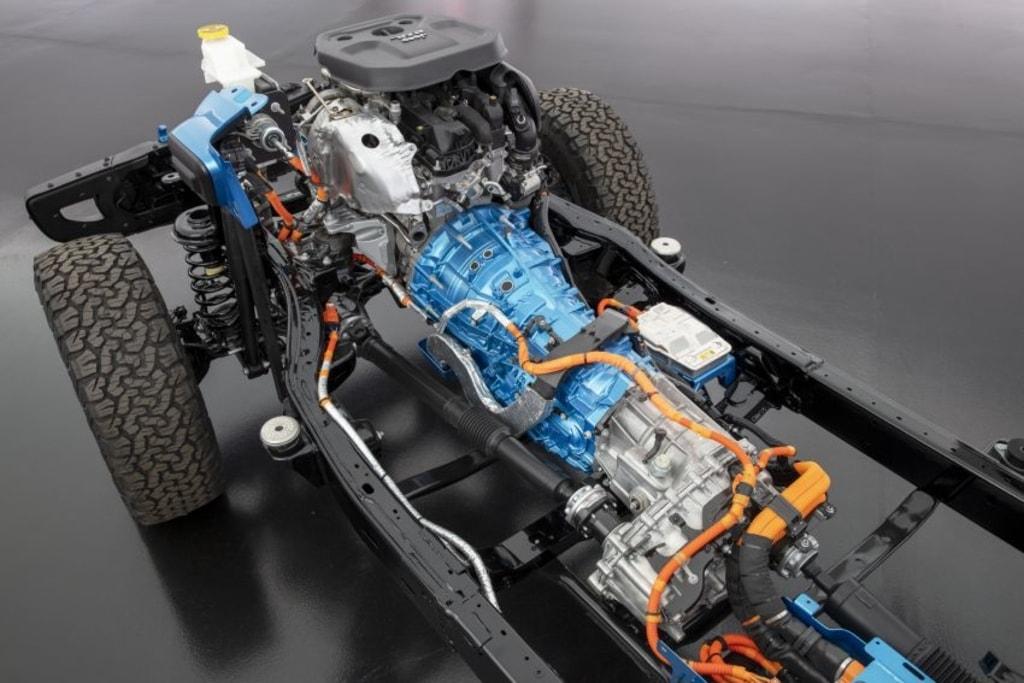 2021 Jeep Wrangler 4xe 2