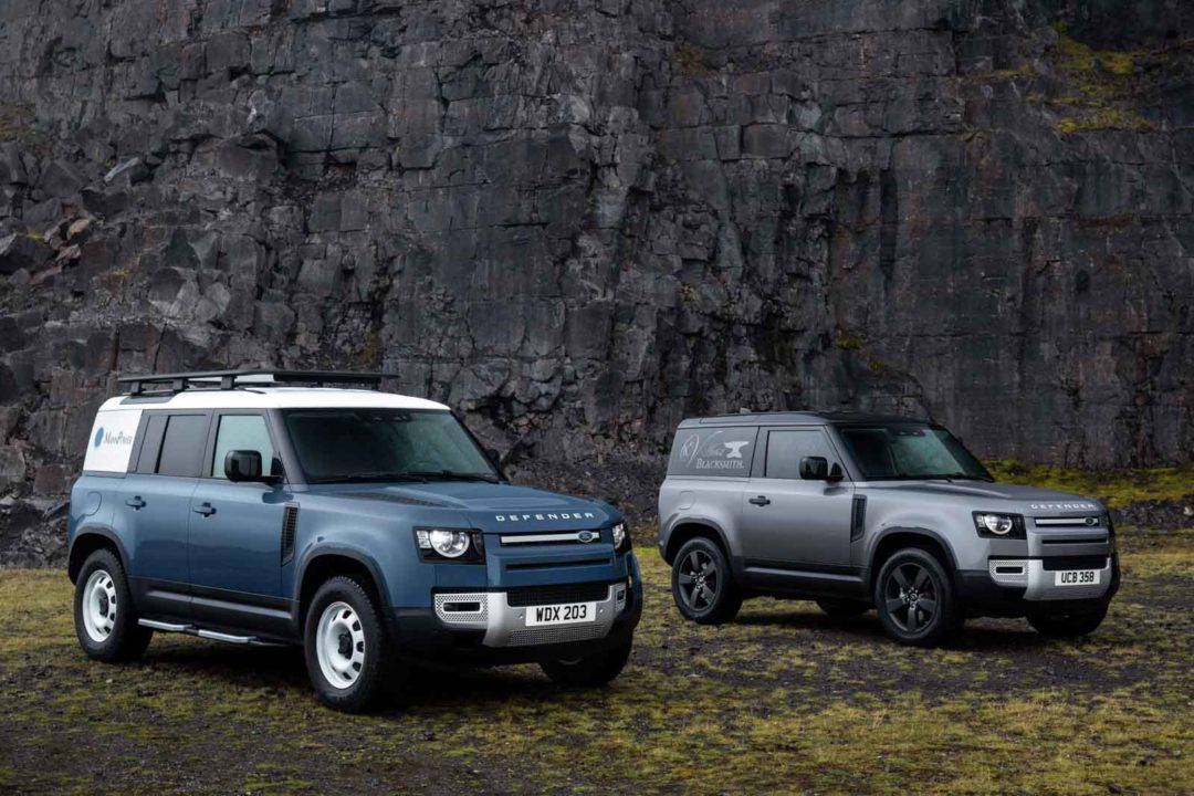 2021 Land Rover Defender Hard Top Is A LCV With 4x4 ...