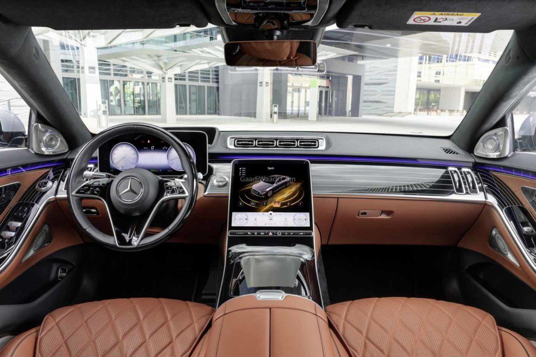 2021 Mercedes-Benz S-Class-4