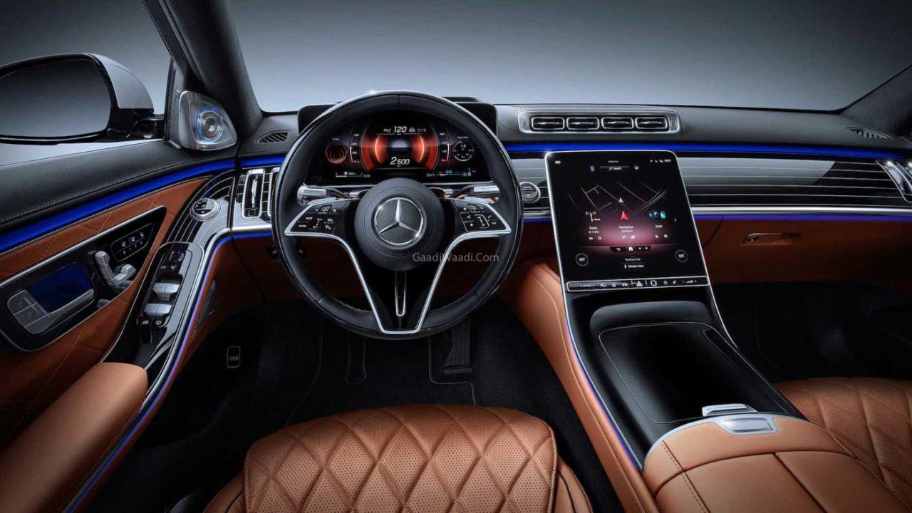 2021 Mercedes S-Class-7