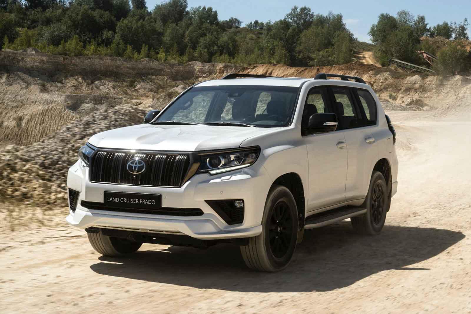 2021 Toyota Prado Price and Review