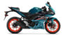 2021 Yamaha YZF-R3 Electric Teal 3
