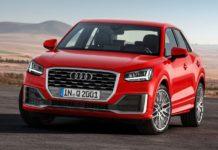 2020 Audi Q2 pre-facelift exterior