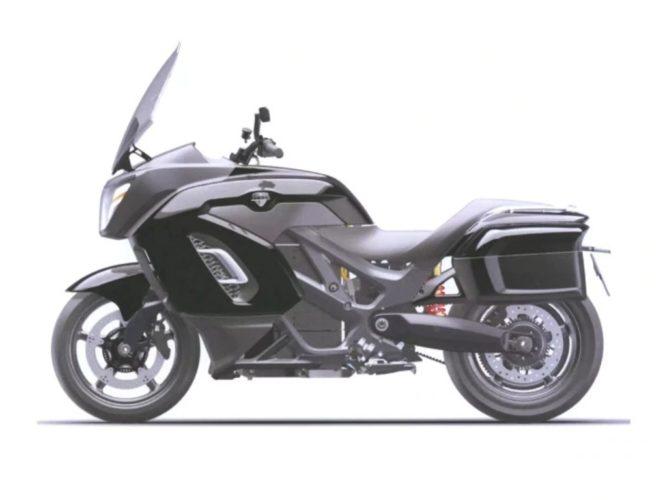 Aurus Escort Electric motorcycle 2
