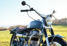 Baak Modified Royal Enfield Classic 500 6
