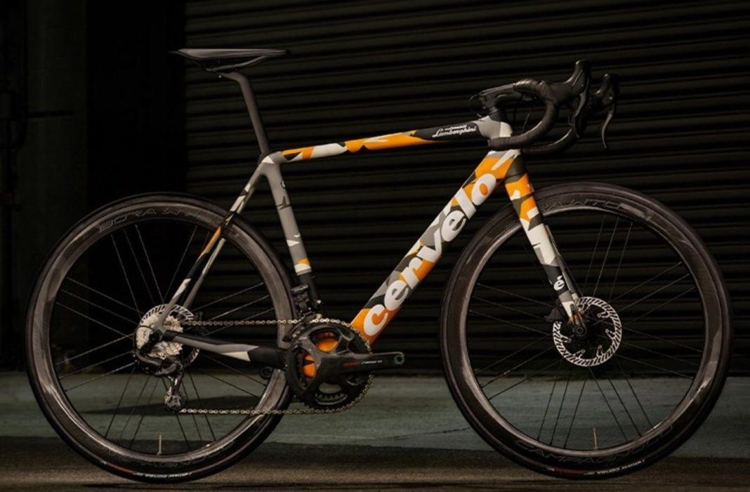 Cervelo R5 Automobili Lamborghini Edition Bicycle 1