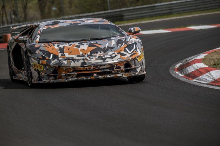 Cervelo R5 Livery based on Lamborghini Aventador SVJ