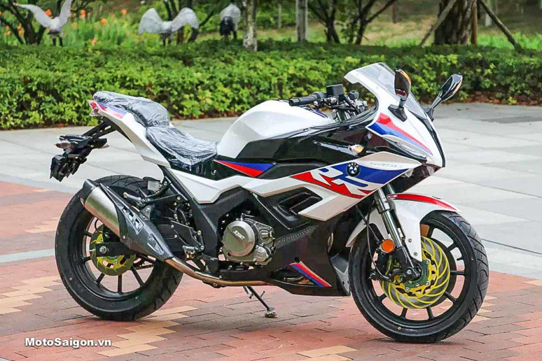 China's Moto S450RR