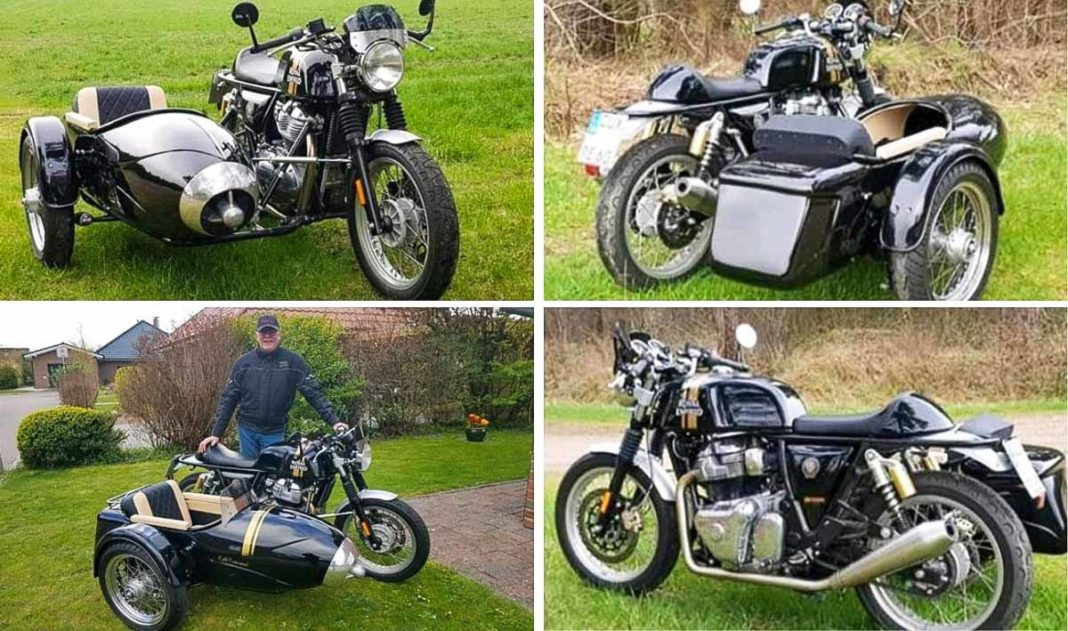 Continental GT 650 with sidecar-6