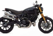 Ducati Scrambler 1100 Pro and 1100 Sport Pro 1