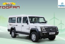 Force Trax Toofan BS6