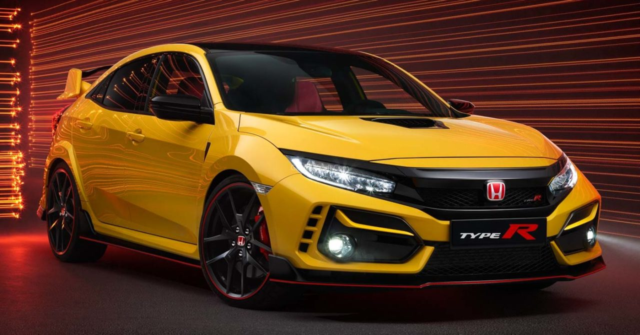 Honda Civic TYPE R Limited Edition-2