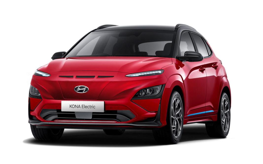 Hyundai Kona Electric rendering-2