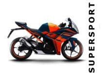 KTM RC 390 leaked on website
