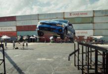2021 Kia K5 stunt new TVC