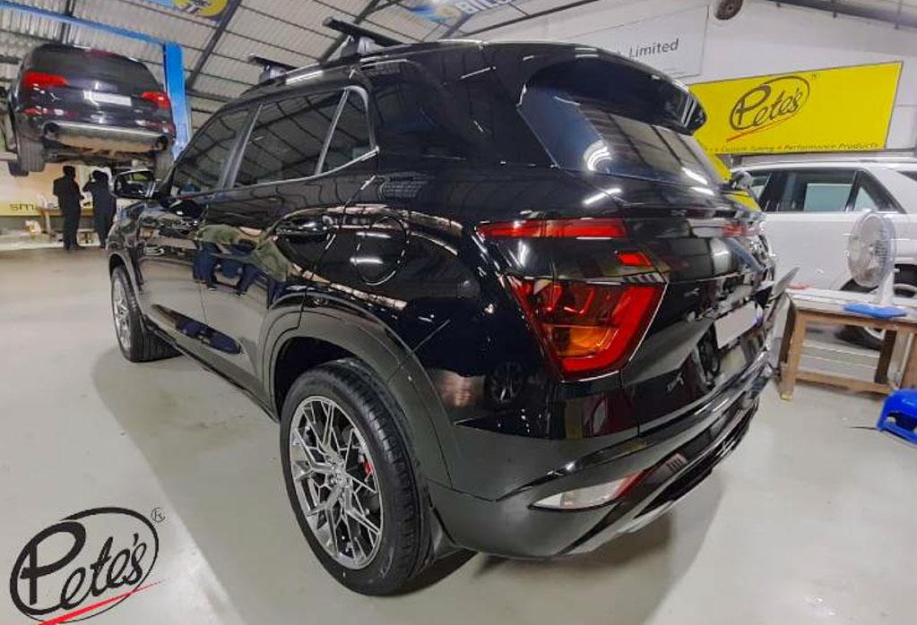 Modified Hyundai Creta