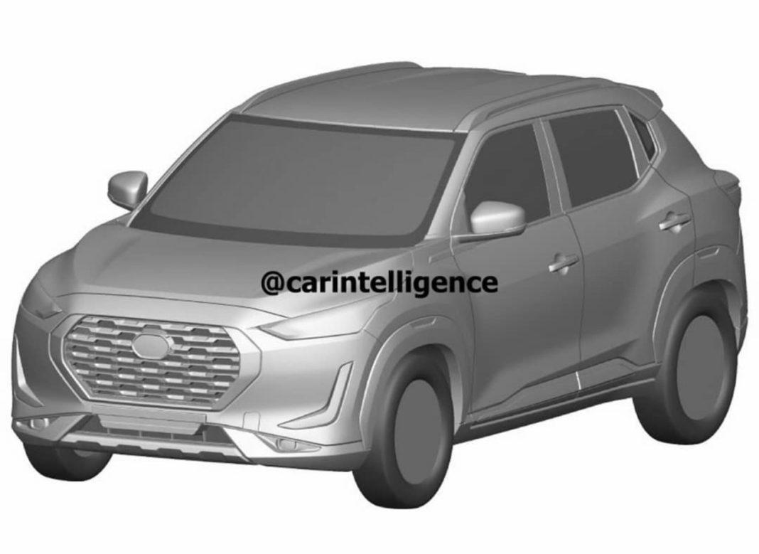 Nissan Magnite Patent Images-8