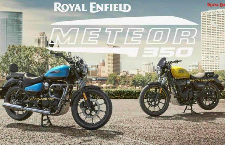 RE Meteor 350-1-3