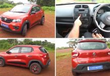 Renault Kwid Transformed Into A Hybrid Vehicle