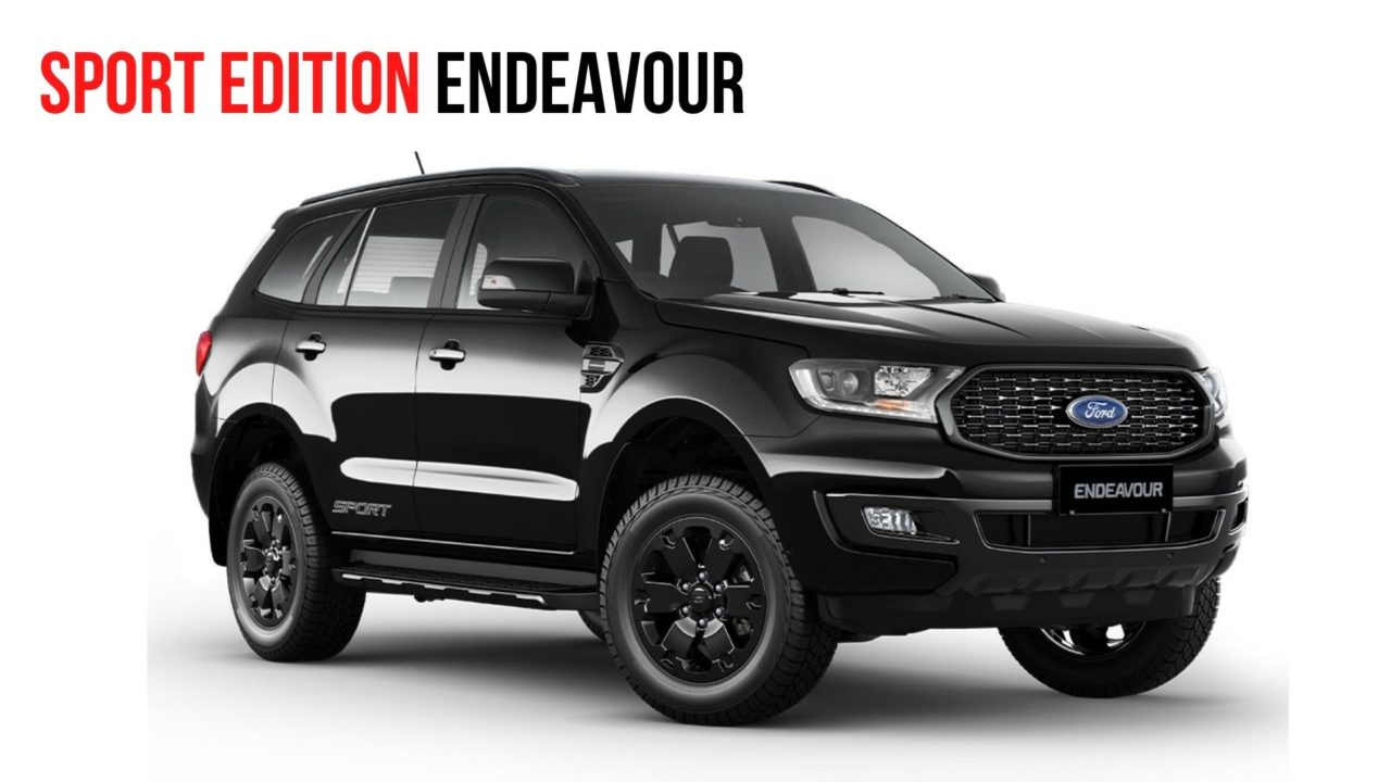 Sport Edition of Endeavour