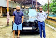 Suniel Shetty buys BMW X5