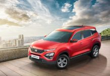 Tata Harrier XT+ Sunroof-6