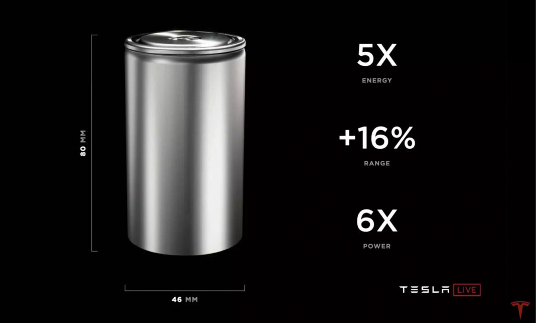 Tesla's Tabless Battery Cells-1-2