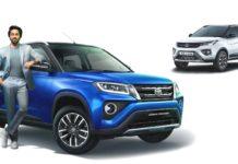 Toyota Urban Cruiser Vs Tata Nexon