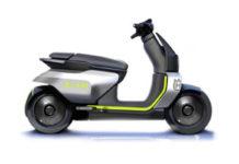 husqvarna electric scooter bajaj chetak based 4