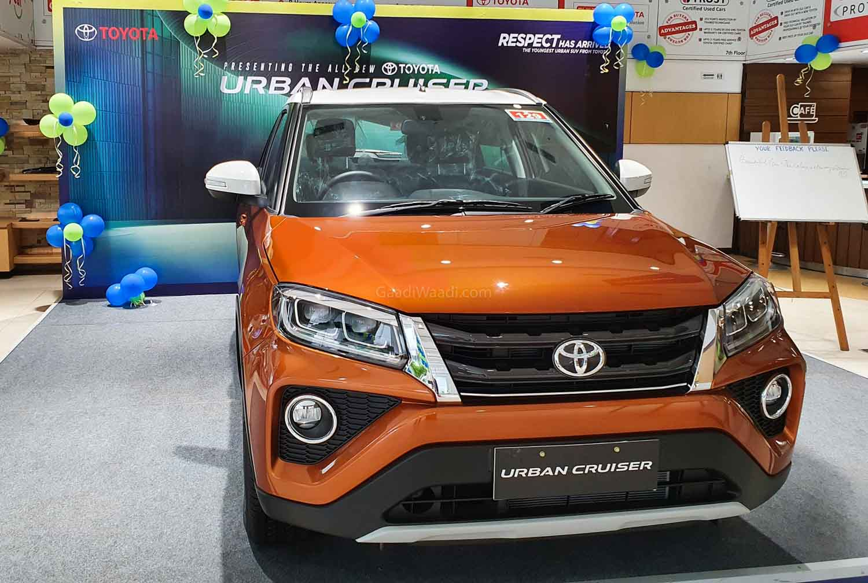 Toyota Urban Cruiser Vs Rivals Price And Specifications Comparison