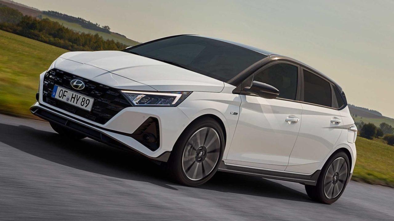 2020 Hyundai i20 N Line 2