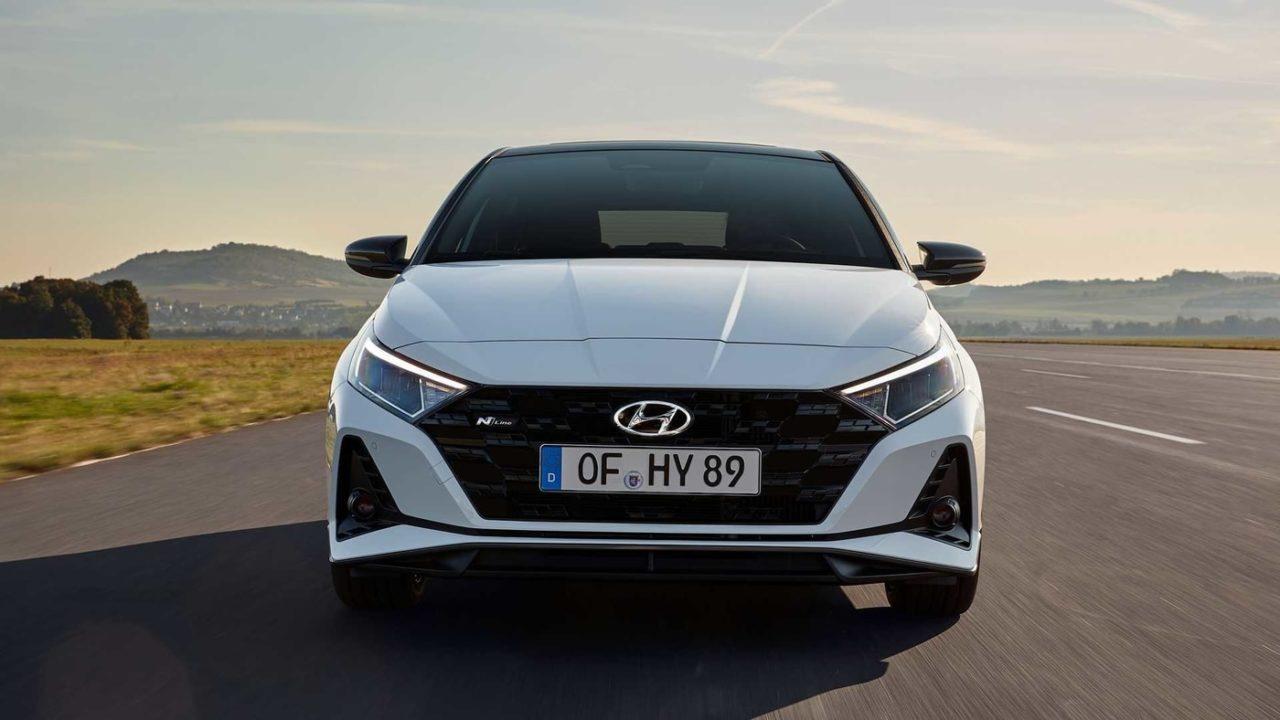 2020 Hyundai i20 N Line 6