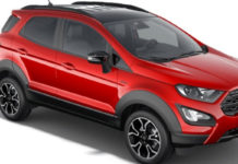 2021 Ford EcoSport Active 2