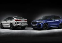 BMW X5 M and X6 M Competition First Edition